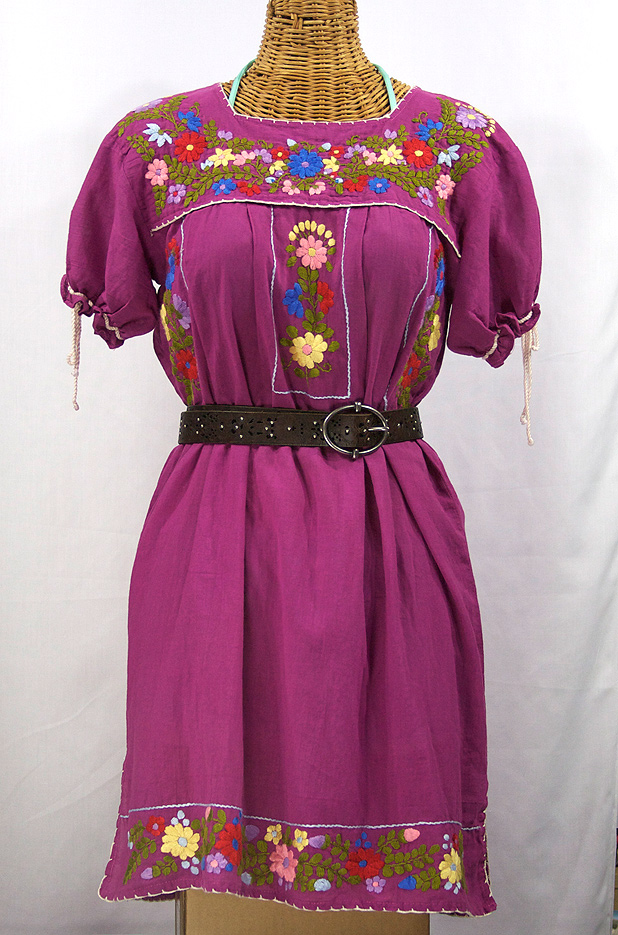 Mexican Style Blouses