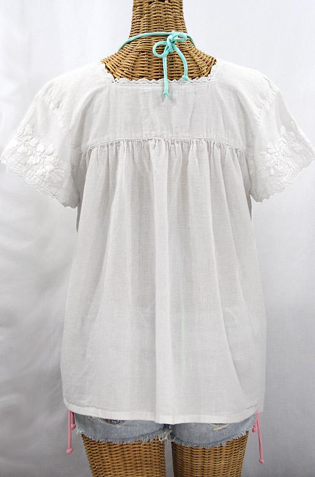 Short Sleeve Linen Shirt Womens