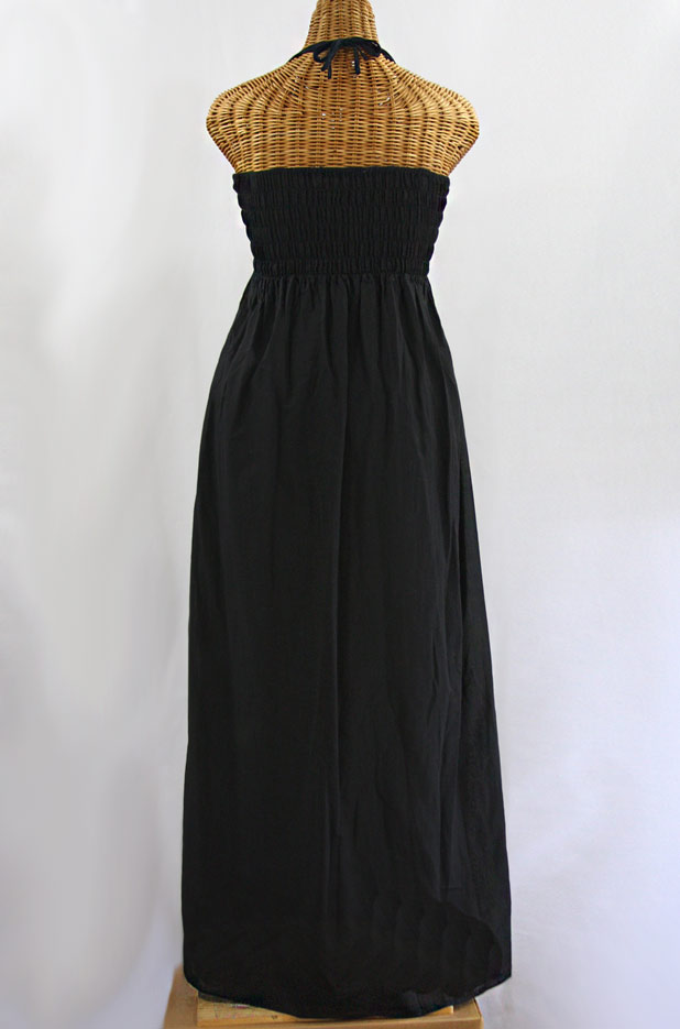 Black fiesta dress