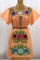 """La Poblana"" + ""La Favorita"" + ""La Talavera"" Embroidered Peasant Dresses"