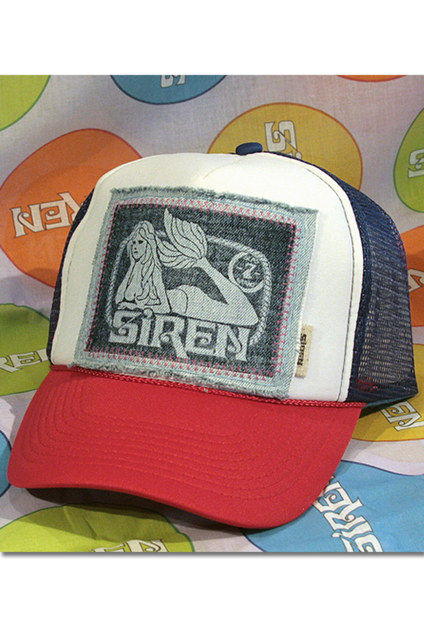 "Siren ""Cross Country"" Truckin' Hat"
