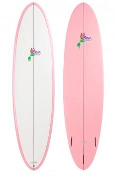 """Siren x Channin """"Sol Desire"""" 7'6 Hybrid Surfboard by SurfTech"""