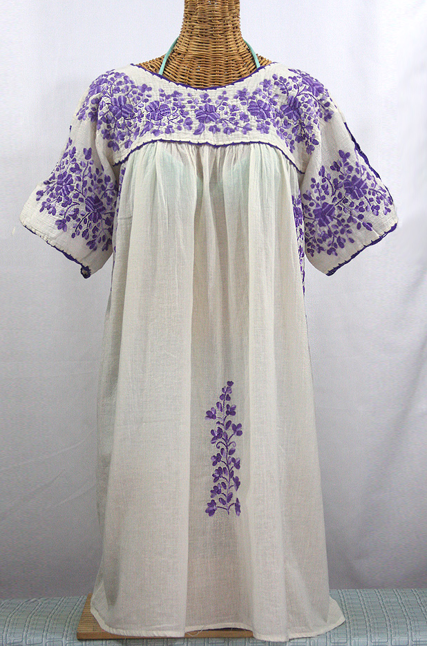 Authentic Mexican Peasant and Traditional Organic Cotton Clothing